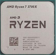 AMD RYZEN 7 3700X 3.6GHz AM4 Desktop TRAY CPU
